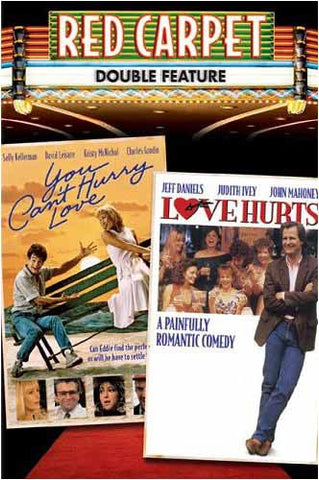Red Carpet Double Feature - You Can t Hurry Love / Love Hurts DVD Movie