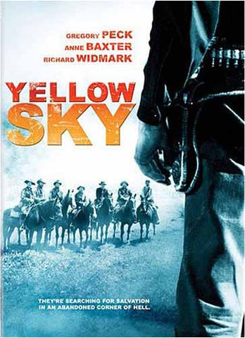 Yellow Sky DVD Movie