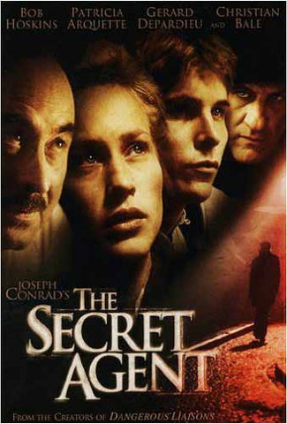 The Secret Agent (Bilingual) DVD Movie