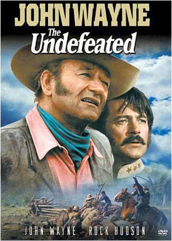 The Undefeated (John Wayne) DVD Movie