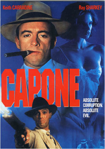 Capone DVD Movie