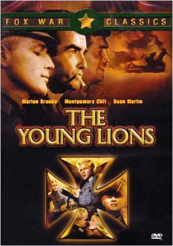 The Young Lions DVD Movie