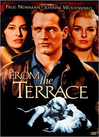 From the Terrace DVD Movie