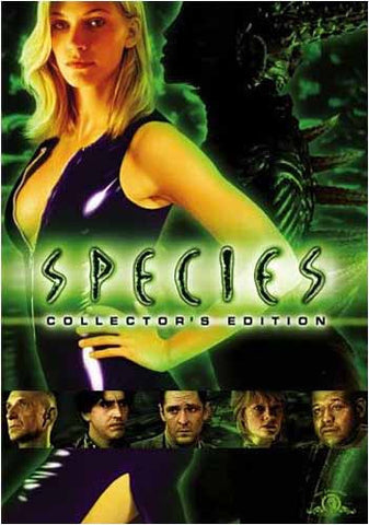 Species - Collector s Edition (2 Disc Set) DVD Movie