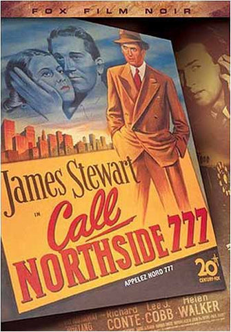 Call Northside 777 (Fox Film Noir) (Bilingual) DVD Movie