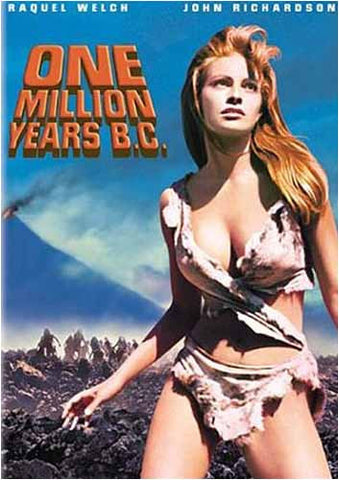 One Million Years B.C. DVD Movie