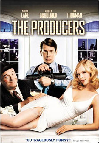 The Producers (Widescreen) (Bilingual) DVD Movie