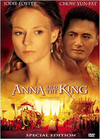 Anna and the King (Fullscreen Special Edition) DVD Movie