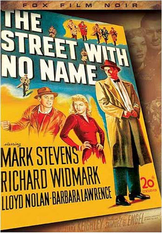 The Street With No Name DVD Movie