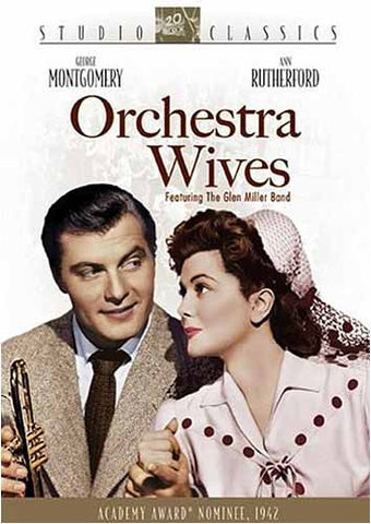 Orchestra Wives DVD Movie