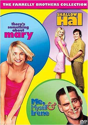 The Farrelly Brothers Collection (There's Something About Mary / Shallow Hal / Me, Myself..)(Boxset) DVD Movie