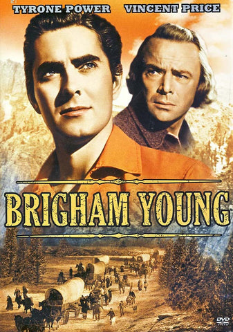 Brigham Young DVD Movie