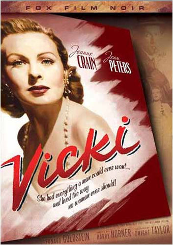 Vicki DVD Movie