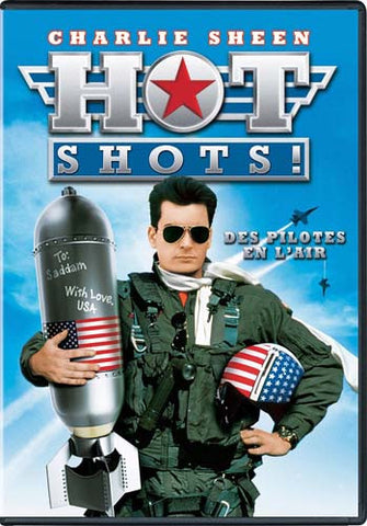 Hot Shots! DVD Movie