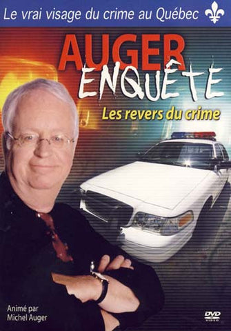Auger Enquete - Les Revers du Crime DVD Movie