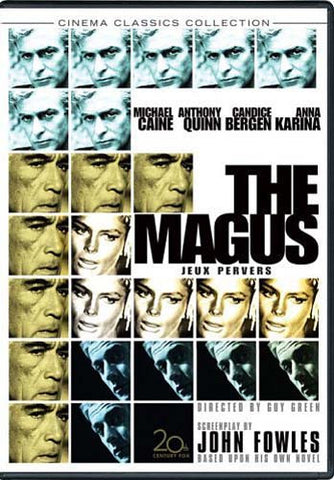 The Magus (Jeux Pervers) DVD Movie