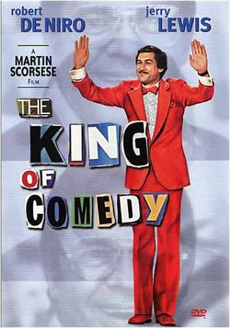 The King Of Comedy DVD Movie