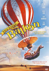 Five Weeks In A Balloon (Cinq Semaines En Ballon)(bilingual)