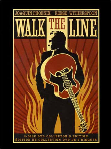 Walk the Line (Two-Disc Collector s Edition) (Bilingual) DVD Movie