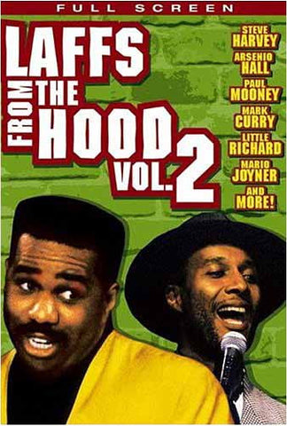 Laffs from the Hood - Vol. 2 DVD Movie