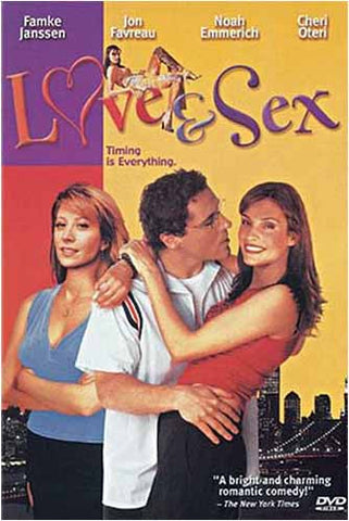 Love and Sex DVD Movie
