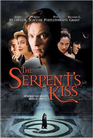 The Serpent s Kiss DVD Movie