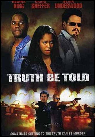 Truth Be Told DVD Movie