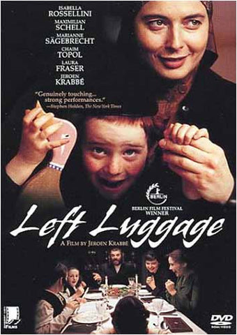 Left Luggage DVD Movie