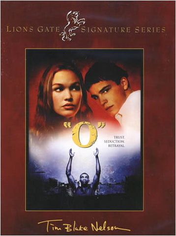 O- Lions Gate Signature Series DVD Movie