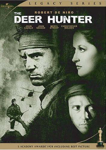 The Deer Hunter (Universal Legacy Series) DVD Movie