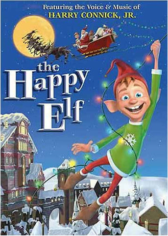 The Happy Elf DVD Movie