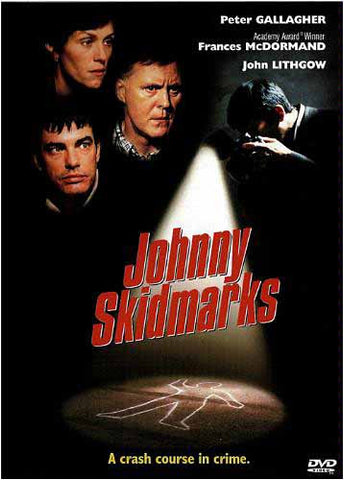 Johnny Skidmarks DVD Movie
