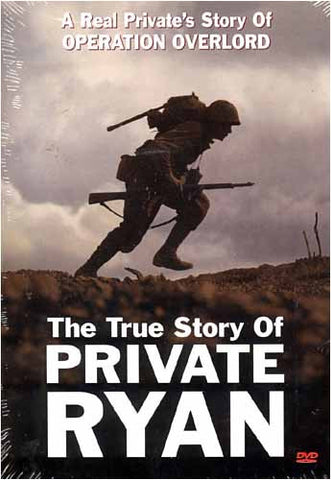 The True Story of Private Ryan DVD Movie