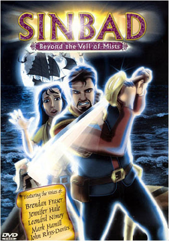 Sinbad - Beyond The Veil Of Mists DVD Movie