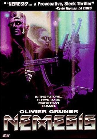 Nemesis (Oliver Grunner) DVD Movie