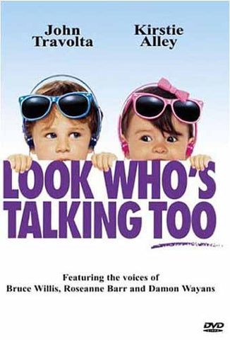 Look Who s Talking, Too (Widescreen) DVD Movie