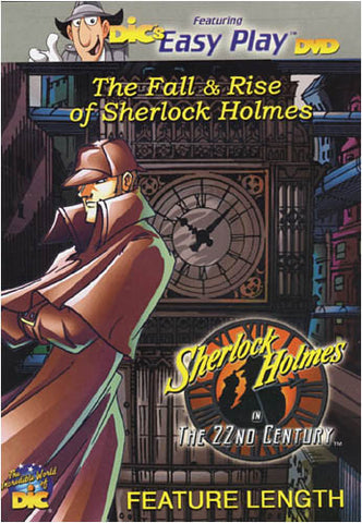Sherlock Holmes in the 22nd Century - The Fall And Rise of Sherlock Holmes DVD Movie