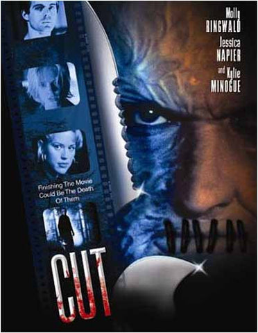 Cut DVD Movie