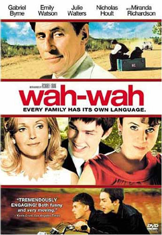 Wah-Wah DVD Movie