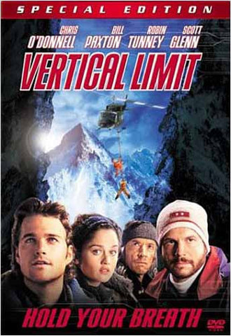 Vertical Limit (Special Edition) DVD Movie