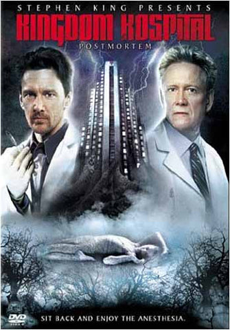 Kingdom Hospital : Post Mortem (Stephen King Presents) DVD Movie