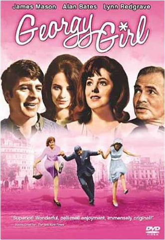 Georgy Girl DVD Movie