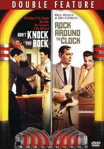 Don t Knock the Rock / Rock Around the Clock - Double Feature DVD Movie