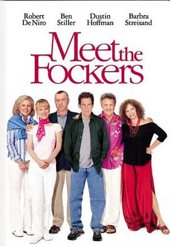 Meet The Fockers (Full Screen) DVD Movie