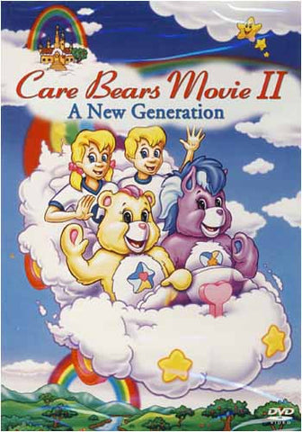 Care Bears Movie II - A New Generation DVD Movie