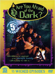 Are You Afraid of The Dark The Complete Fifth (5th) Season (Boxset)