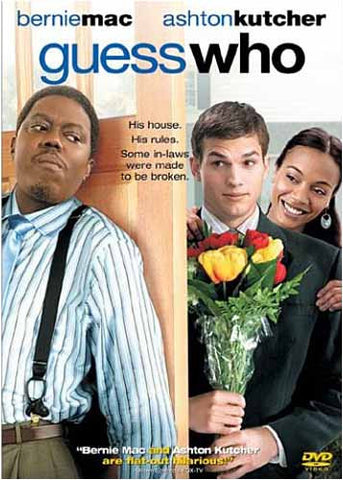 Guess Who DVD Movie