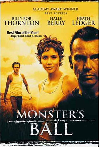 Monster s Ball DVD Movie