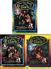 Are You Afraid of The Dark - Season 3/4/5 (3 Pack)