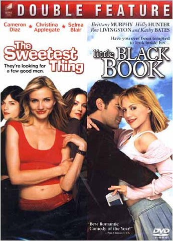 The Sweetest Thing / Little Black Book - Double Feature DVD Movie